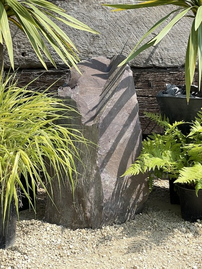 Slate Monolith SM164 Water Feature