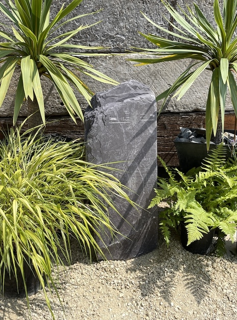Slate Monolith SM165 Water Feature | Welsh Slate Water Features 05
