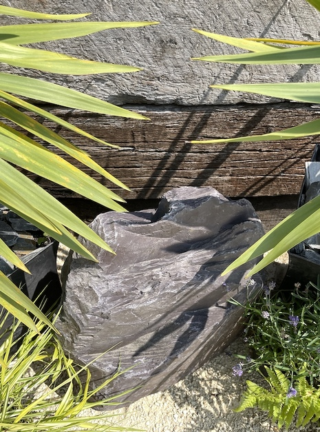 Slate Monolith SM167 Water Feature | Welsh Slate Water Features 02