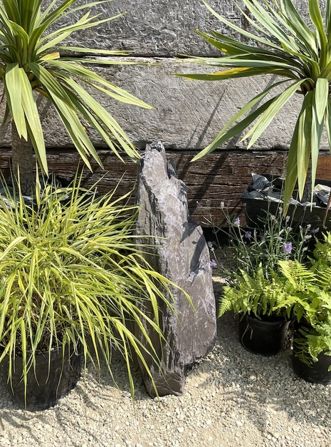 Slate Monolith SM167 Water Feature | Welsh Slate Water Features 03