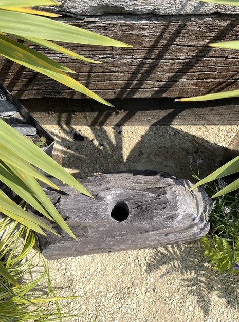 Slate Monolith SM167 Water Feature | Welsh Slate Water Features 05