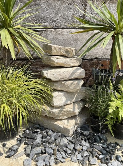 Stone Stack SS6 Water Feature