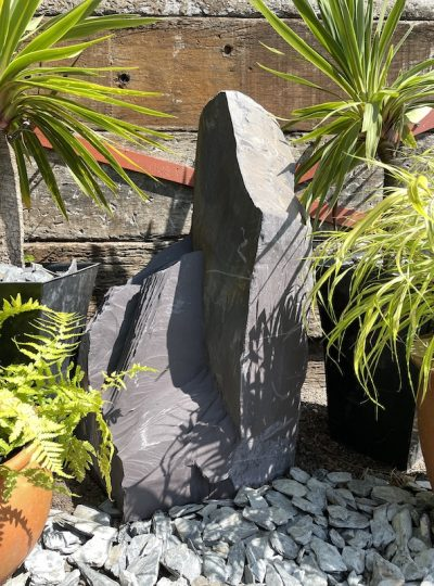 Slate Monolith SM176 Water Feature