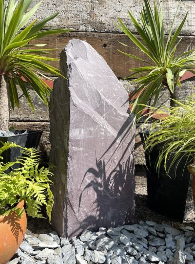 Slate Monolith SM182 Water Feature