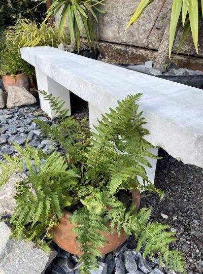 Portland Stone Bench PSB4